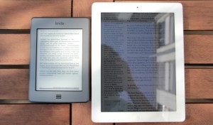 Kindle vs ipad  imdale.com
